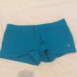 Hurley shorts size 3